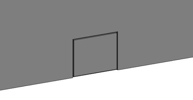 Cut Wall